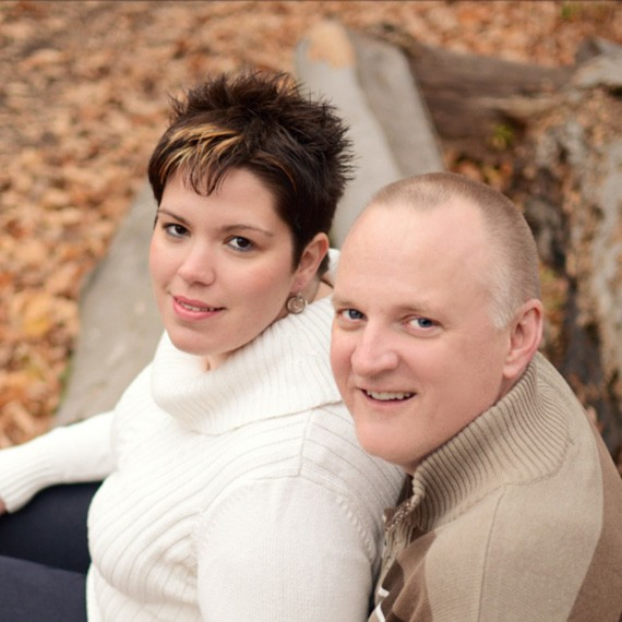 Fertility Matters' #1in6 Stories: Jennifer & Don.