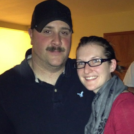 Fertility Matters' #1in6 Stories: Alicia & Kyle.
