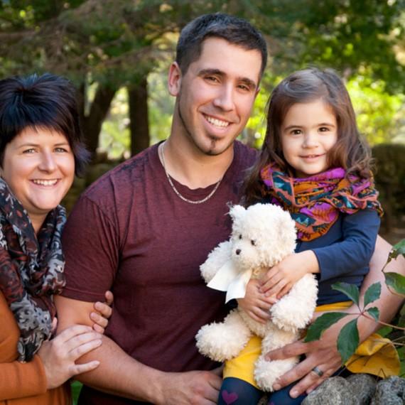 Fertility Matters' #1in6 Stories: Annik & Gilles.