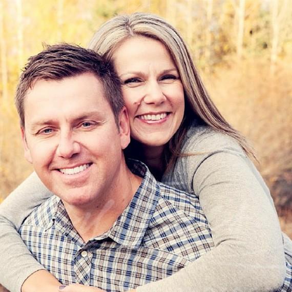 Fertility Matters' #1in6 Stories: Dajana & Scott.