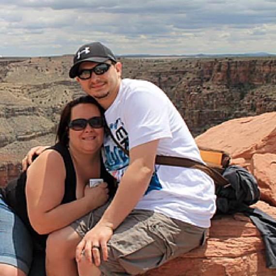 Fertility Matters' #1in6 Stories: Deborah & Mark.