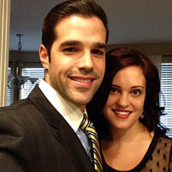 Fertility Matters' #1in6 Stories: Jacqueline & Jason.