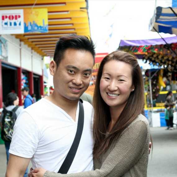 Fertility Matters' #1in6 Stories: Queenie Chu.