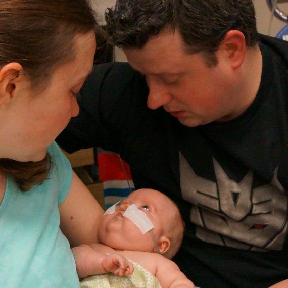 Fertility Matters' #1in6 Stories: Amanda & Patrick.