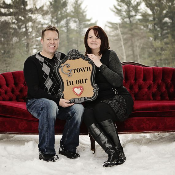 Fertility Matters' #1in6 Stories: Kelly & Jason.