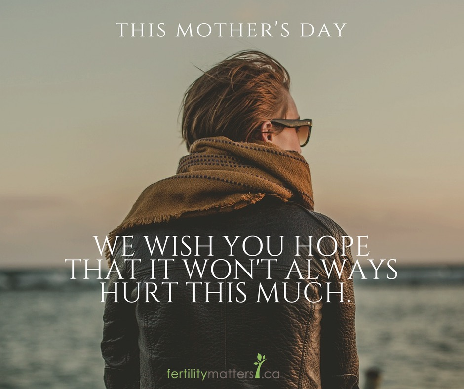 Mothers Day Infertility Quotes: Fertility Matters Canada (FMC